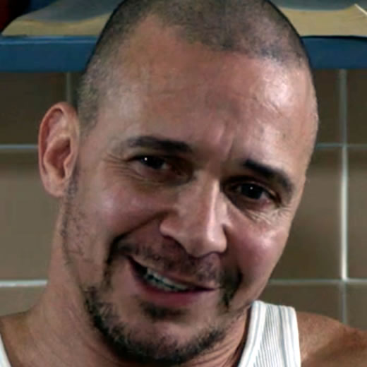 UFC's John Lewis as Booger