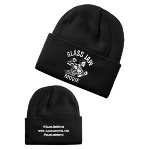 GLASS JAW MOVIE BEANIE
