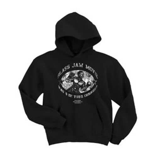 GLASS JAW HOODIES
