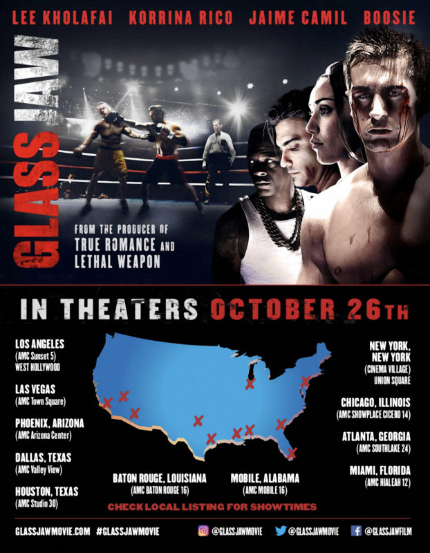 GLASS JAW THEATER RELEASE